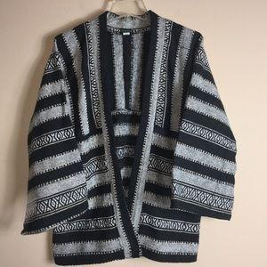 Kathmandu Imports boho cardigan jacket